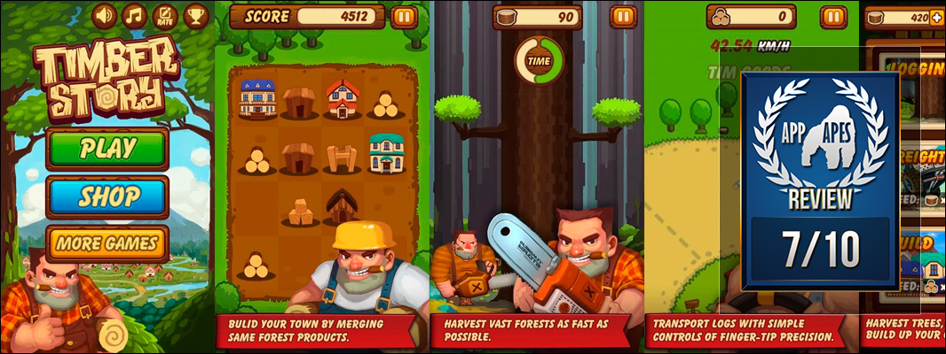 Timber Story Review