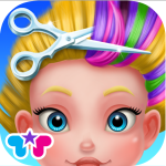 Crazy Hair Salon-Girl Makeover review