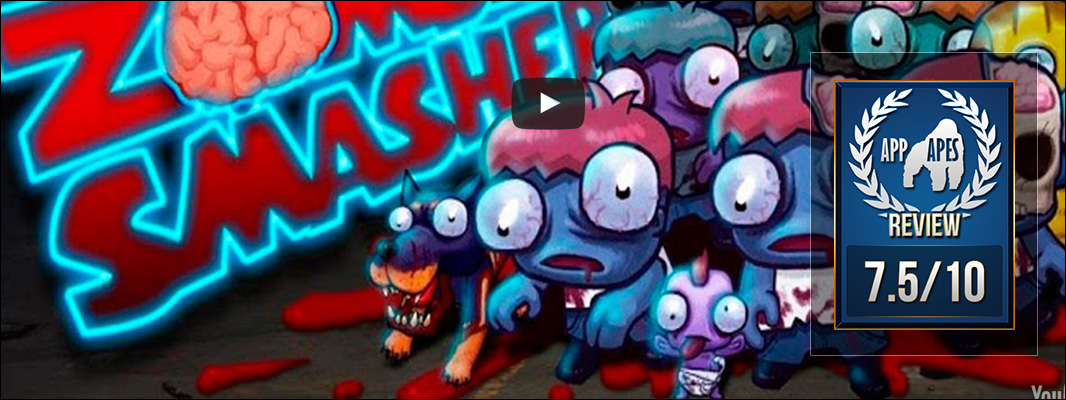 Zombie Smasher Review