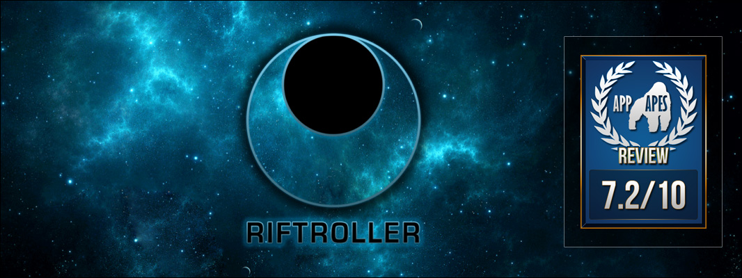 RiftRoller: Arcade Space Game