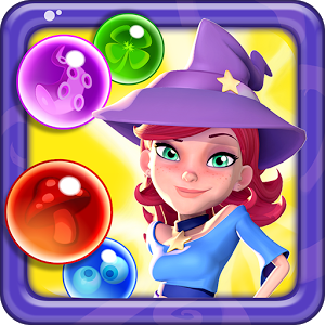 Bubble Witch 2 Saga Gameplay