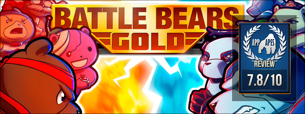 Battle Bears Gold Review