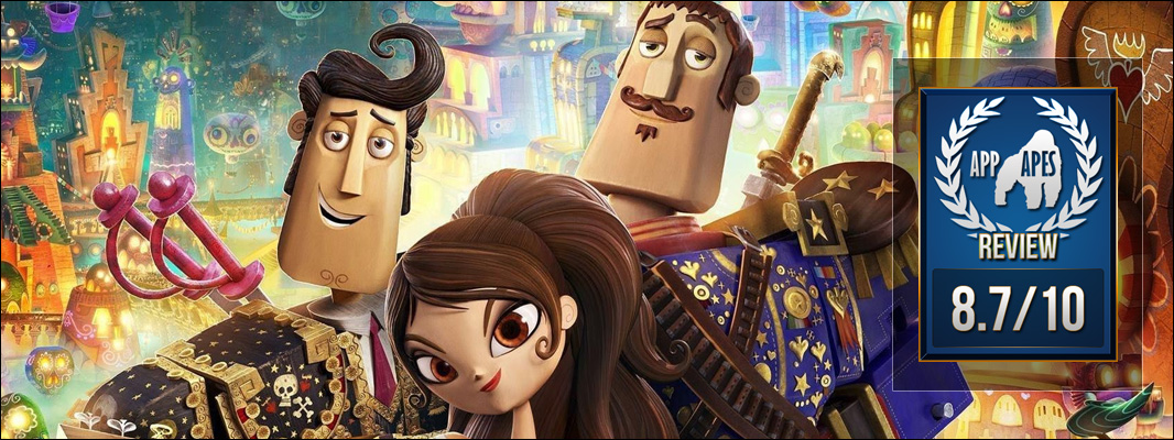 Book of Life: Sugar Smash review