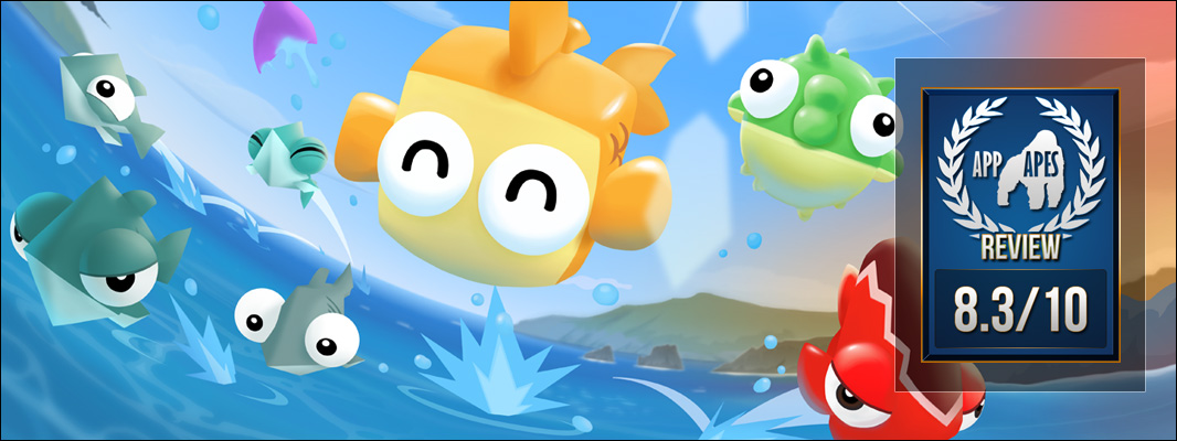 Fish Out of Water game app review