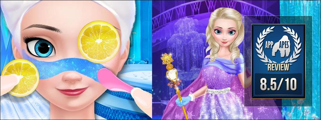 Frozen Queen Salon 2 review