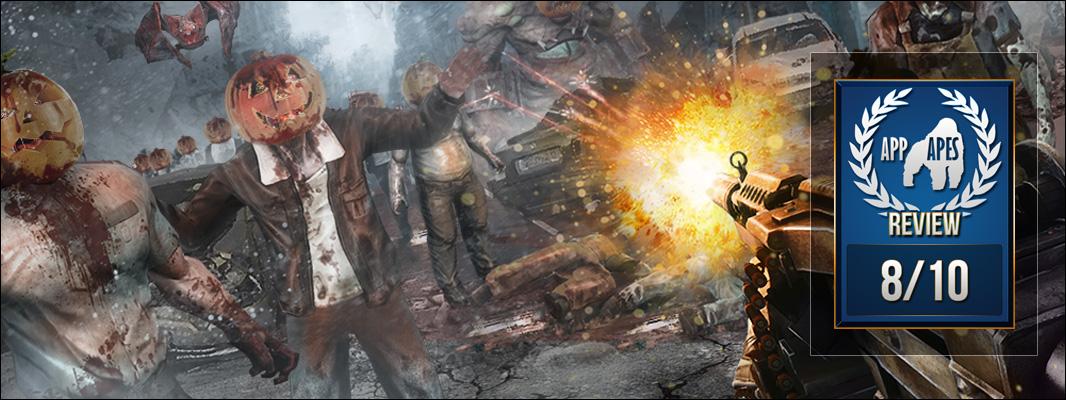 DEAD TARGET: Zombie Review