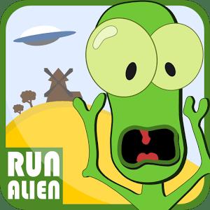Run Alien Gameplay