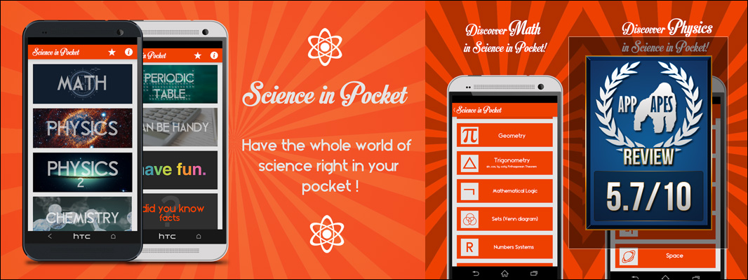 Science in Pocket