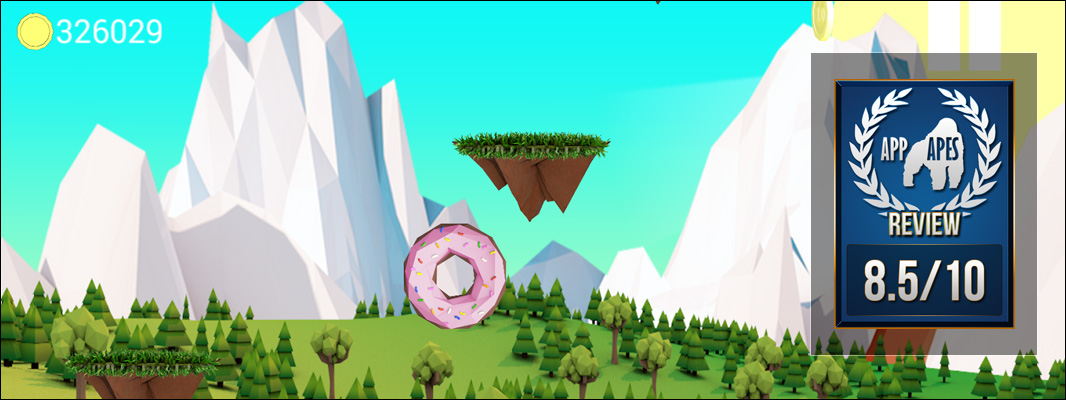 Donut Adventure - Hill Race Review