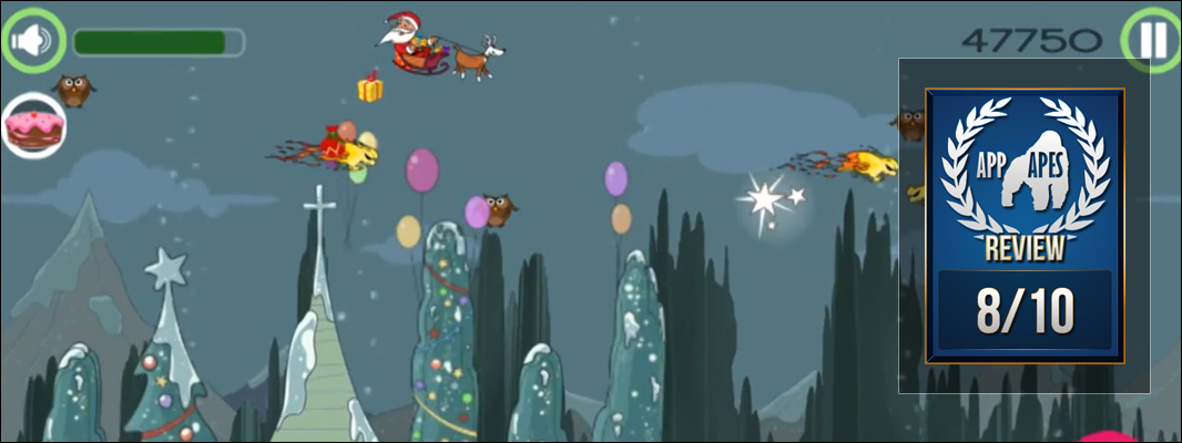 Santa's Gift Drift