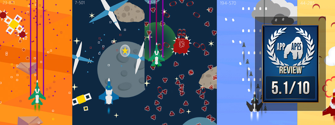Air Attack – Squadron App Review
