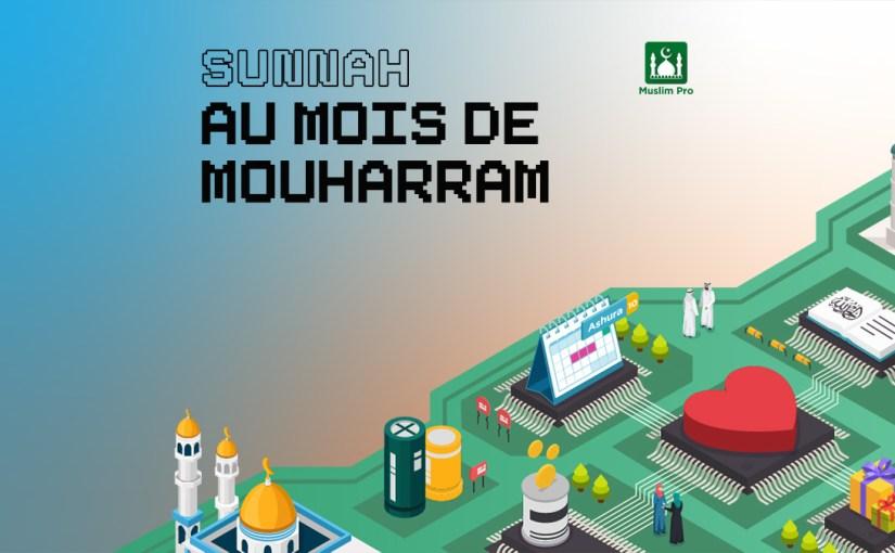 Sunna dans le mois de Mouharram