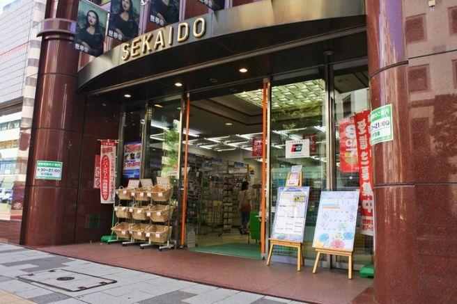世界堂 新宿本店 - 東京 | MATCHA - 訪日外國人観光客向けWebマガジン