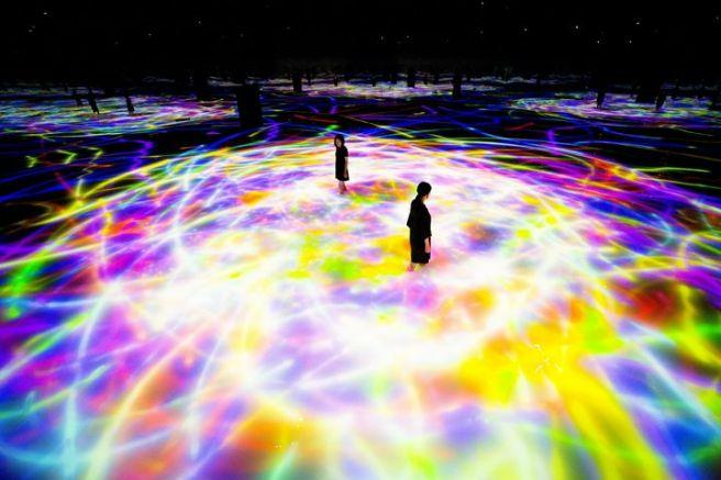 teamLab Planets TOKYO - 東京 | MATCHA - 日本線上旅遊觀光雜誌