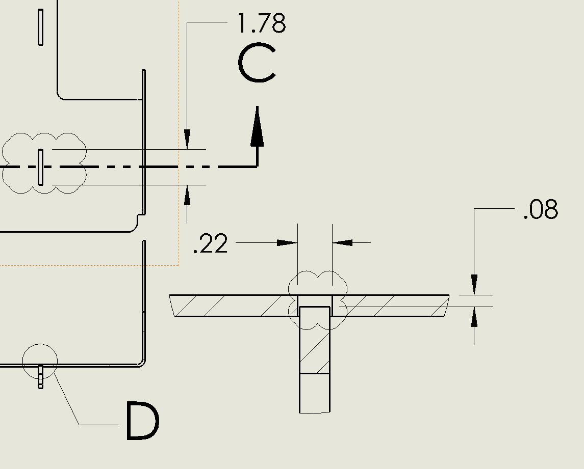 Weld Symbol Charts