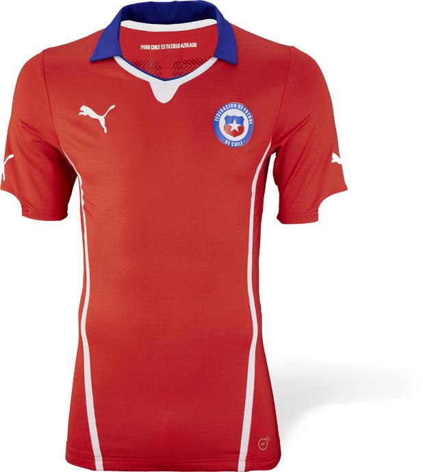 Conheça os uniformes das seleções participantes da Copa do Mundo ... 8034a22306dee
