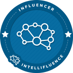 Tracy Shaw Intellifluence Influencer Badge