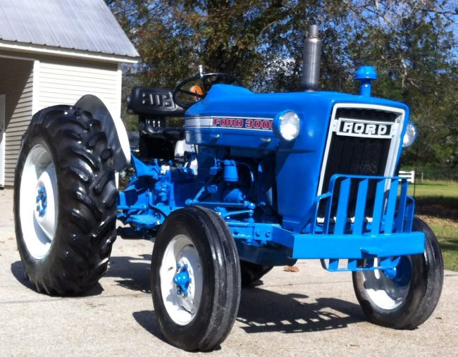 Favorite this post aug 21 ford 1710 diesel tractor 2wd 12 forward gears 4 reverse gears 621hrs! For Sale Ford 3000 Diesel Tractor Louisiana Sportsman Classifieds La