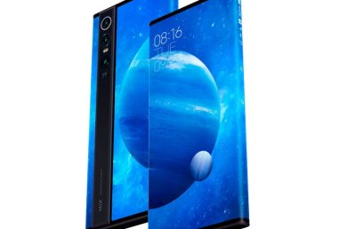 Xiaomi Mi MIX Alpha 5G Concept Phone With 180.6% Screen To Body Ratio Announced