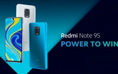 Xiaomi Redmi Note 9S With Quad Cameras, Snapdragon 720G Launched