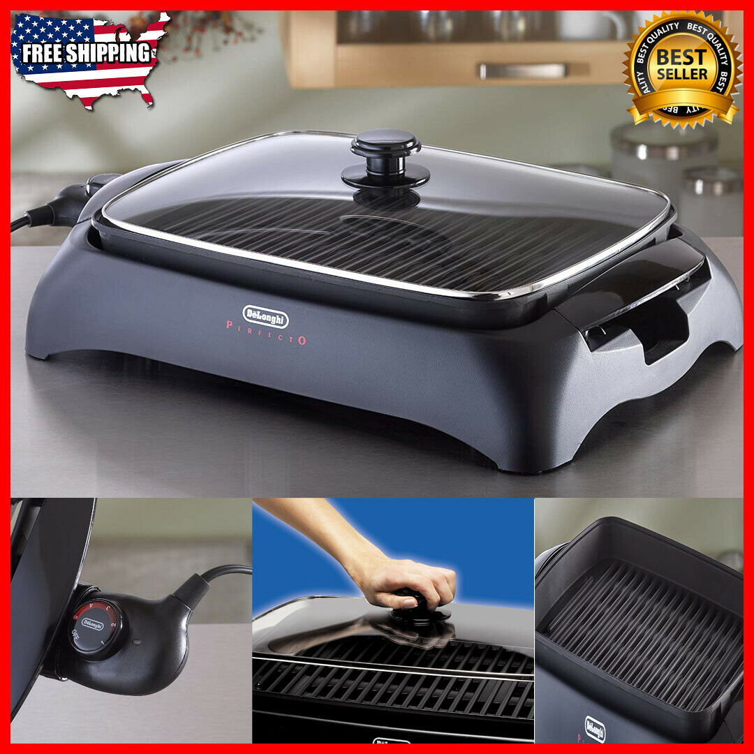As Seen On TV Power 1500W Smokeless Indoor Electric Grill ... on Indoor Non Electric Heaters id=35394