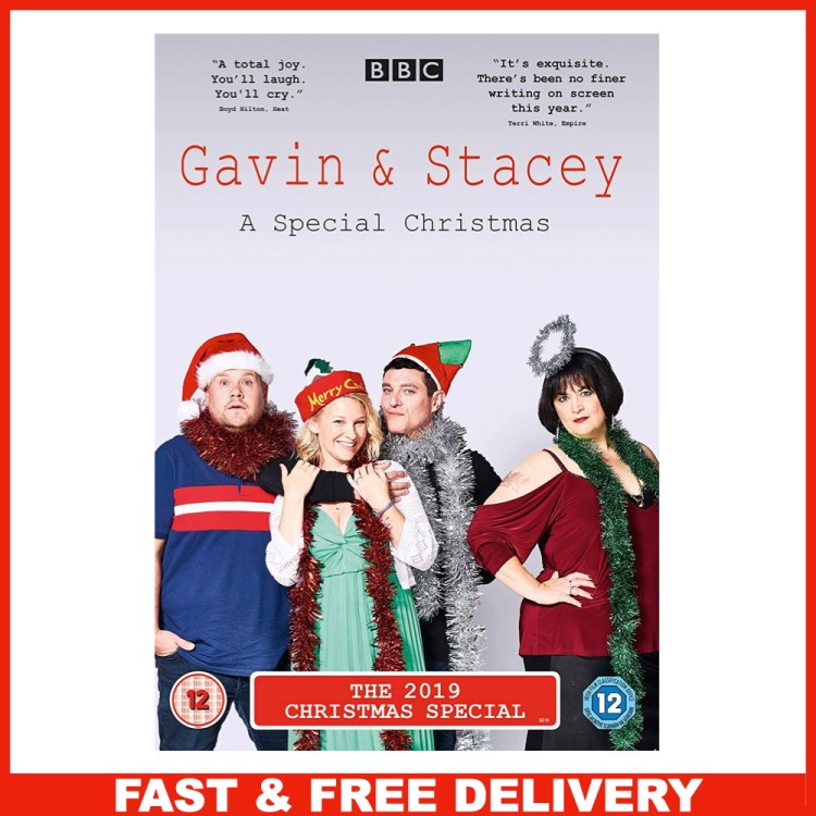 Gavin And Stacey: A Special Christmas DVD 2020 | eBay