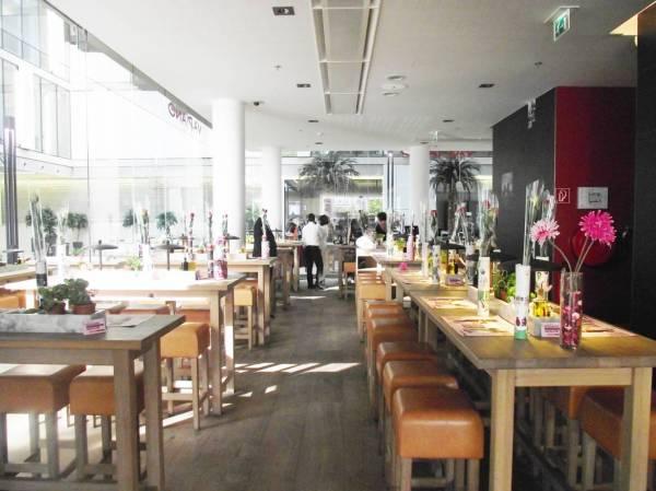Restaurant Vapiano Visit Luxembourg