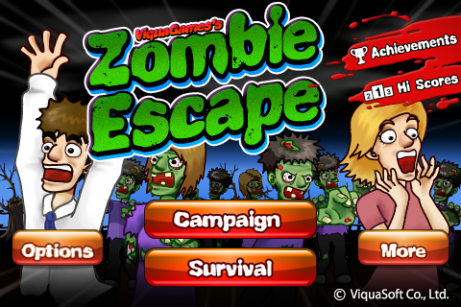 Zombie Escape Spash