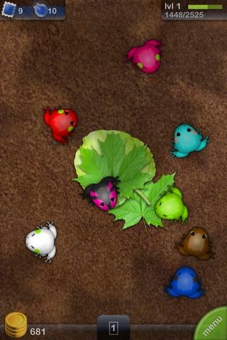 Pocket Frogs Is An Amazing Source of Addictive Amphibian Amusement