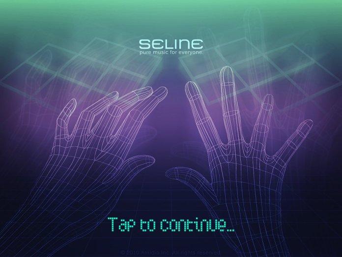 Seline HD & The iPad Make Beautiful Music Together