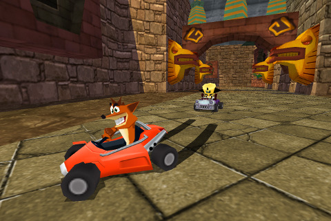 Crash Bandicoot Nitro Kart 2 Is A Vast Improvement Over The Original