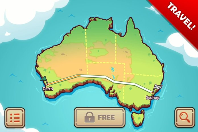 Run Roo Run Is Surprisingly Addictive, Creating That 'One More Go' Feeling