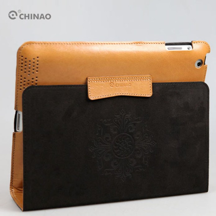 Video Review: Chinao Wheat Case And Croc Case for iPad (3rd Gen)