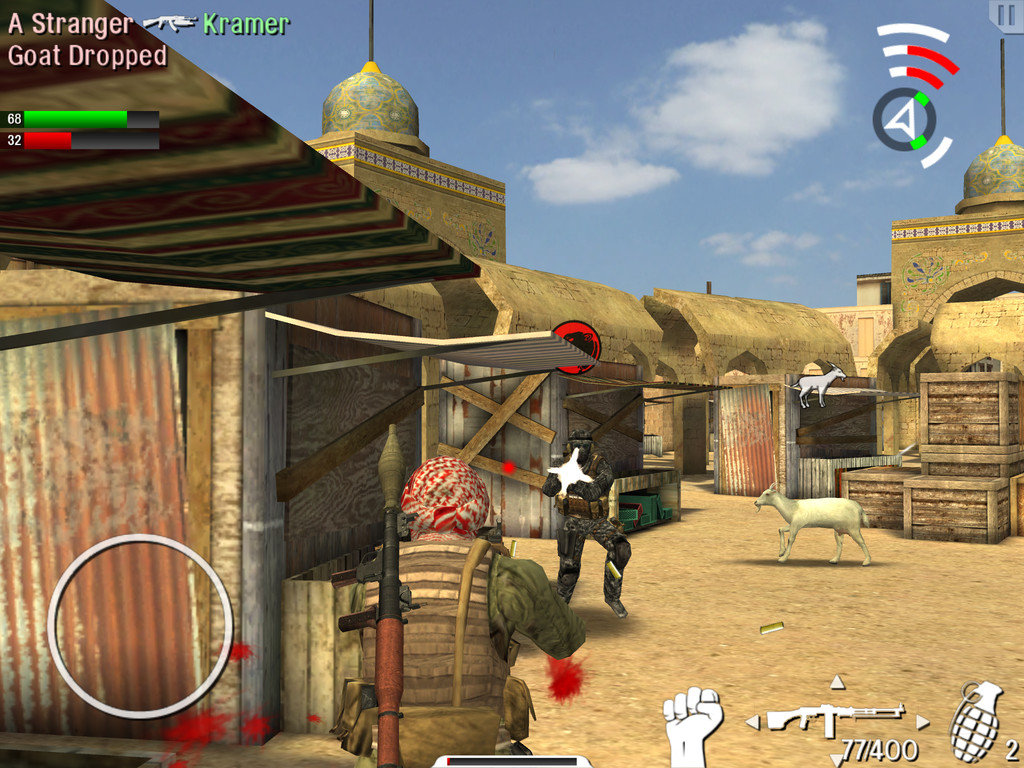 Trigger Fist Is A Shooter That Wastes Its Ammunition And