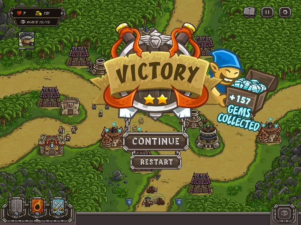 Kingdom rush frontiers review - Kingdom Rush Frontiers Hd_598581619_ipad_10