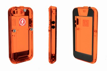 outdoortech-safe5-iPhone5Orange