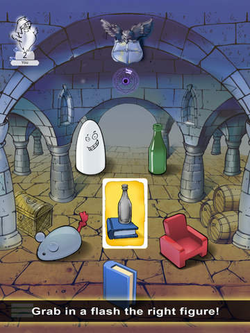 iOS Release of Dexterity Board Game 'Ghost Blitz' On Sale