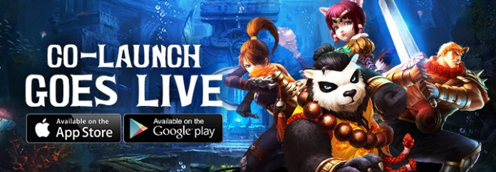 Snail Games' Action RPG Hit 'Taichi Panda' Is Now Officially Available On The App Store and Google Play