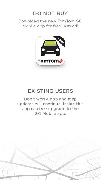 TomTom Replaces Nav App With Almost Free TomTom GO Mobile
