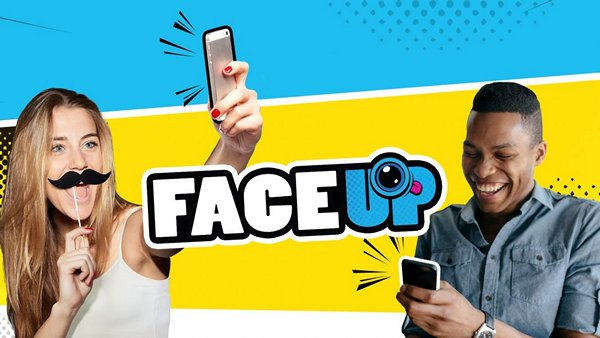 Strike A Pose For Face Up – The Selfie Game