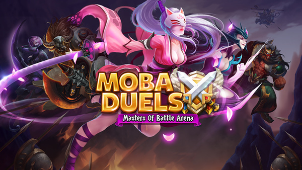 MOBA Duels Is Both A MOBA and Collectible Card Game, Out Now On Mobile