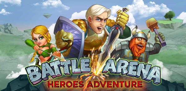 Battle Arena: Heroes Adventure Is Likely Your Next MOBA Obsession