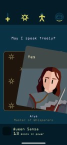 Reigns_GameOfThrones - Screen 12