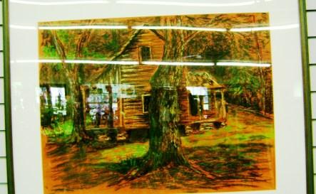 127 - Debra Belvin - painting -