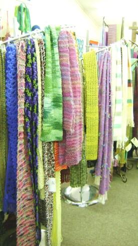 67 - Tuesday W - scarves