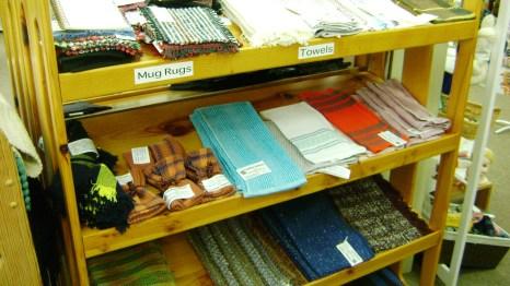 69 - T Weavers - towels, mats, etc