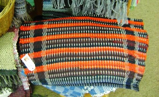 70 - Ray Snyder - rug weaver
