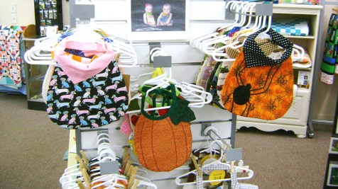 94 - Connie Chaflin - sewing, baby bibs, etc