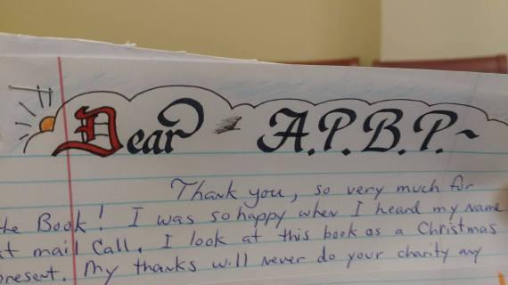 dear apbp