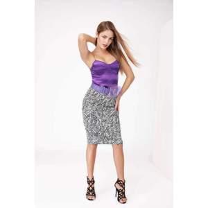 Moroccan Printed Papillon Skirt